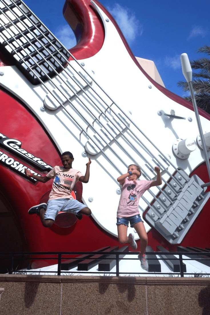 Rock n Roller Coaster - Hollywood Studios FastPass +