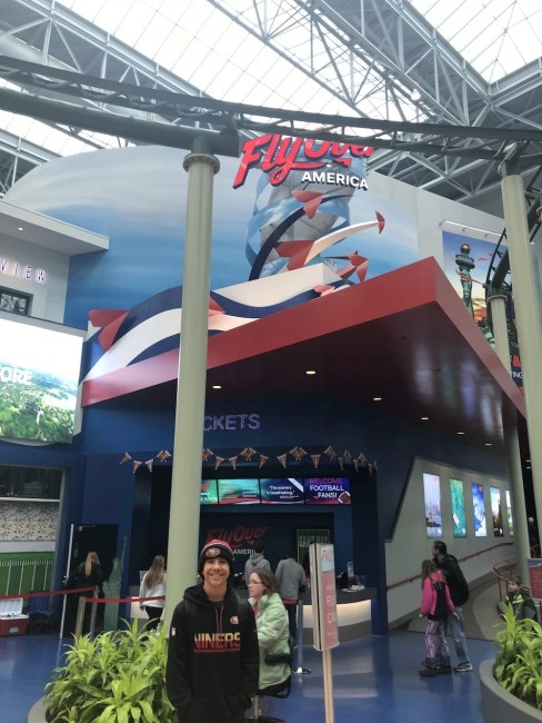 things to do at Mall of America - Flyover America