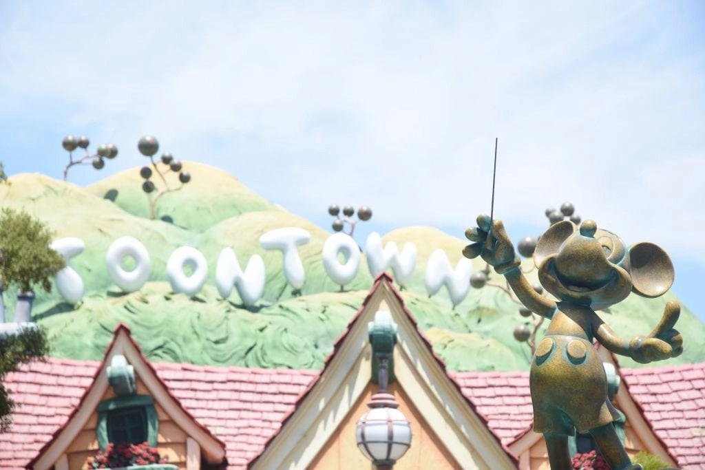 Toontown - How to buy discount disneyland tickets