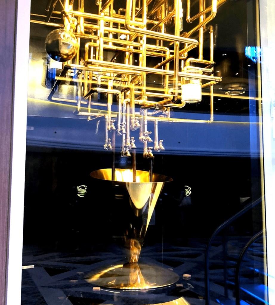 Norwegian Bliss Photos - $500,000 Chocolate Machine