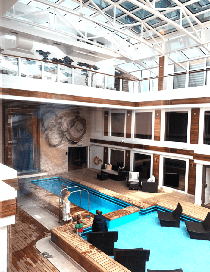 Norwegian Bliss Photos - Haven Private Pool