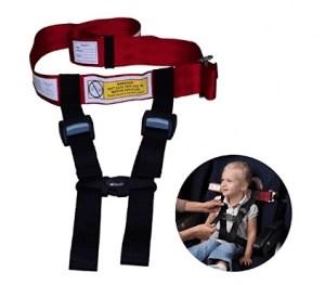 travel car seat harness