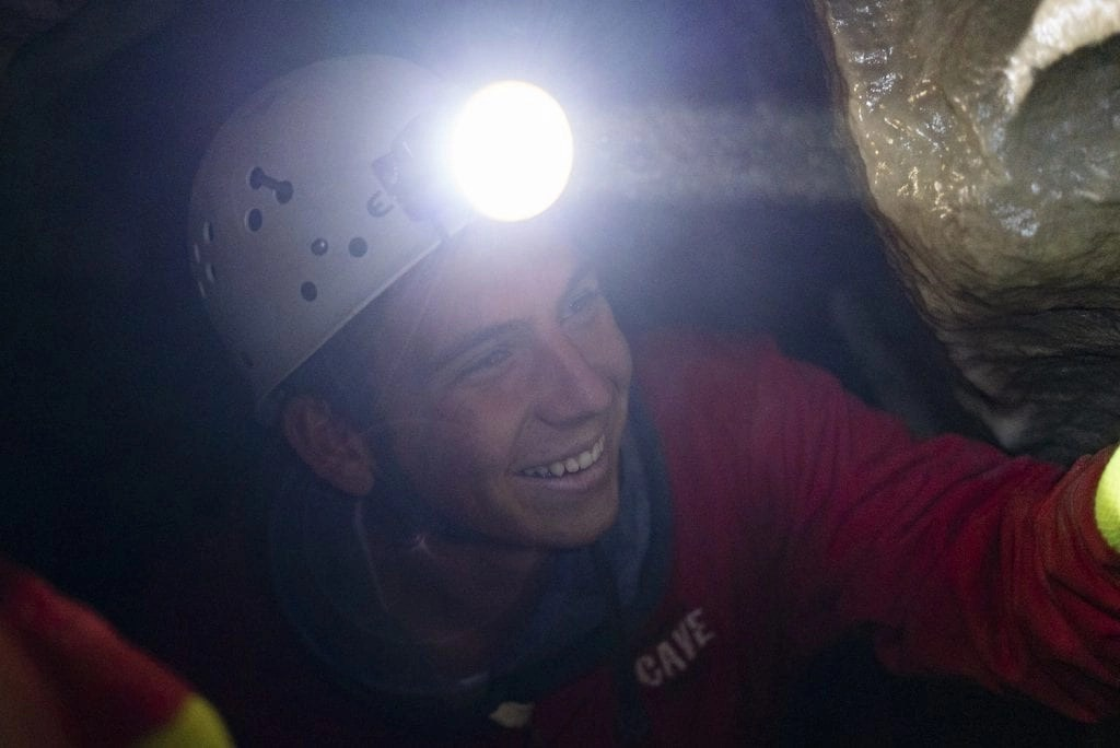 Things to do in Banff - Canmore Cave Tours