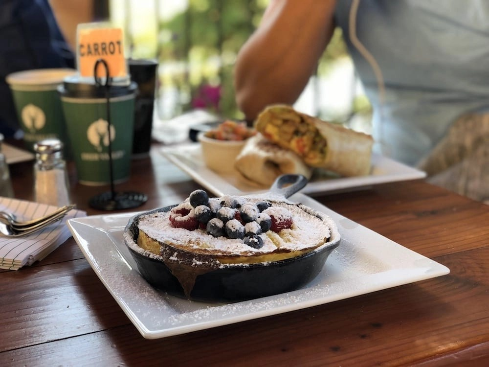 Deer Valley Grocery Cafe - Dutch Baby