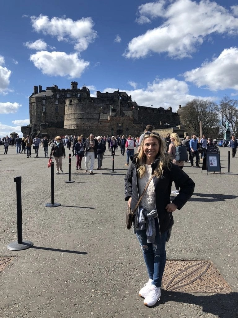 Top things to do in Edinburgh - Edinburgh Castle