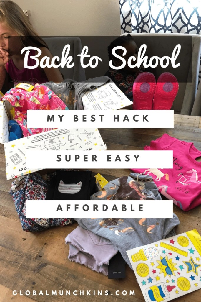 Back to School Made Easy Thanks to @StitchFixKids. Skip the mall and order your kids their first Stitch Fix Kids box this summer to get them ready for back to school. Not only is Stitch Fix Kids super convenient but its affordable and your kids will love it too! See what came in our kids/ first Fix plus learn more by clicking through to our post.