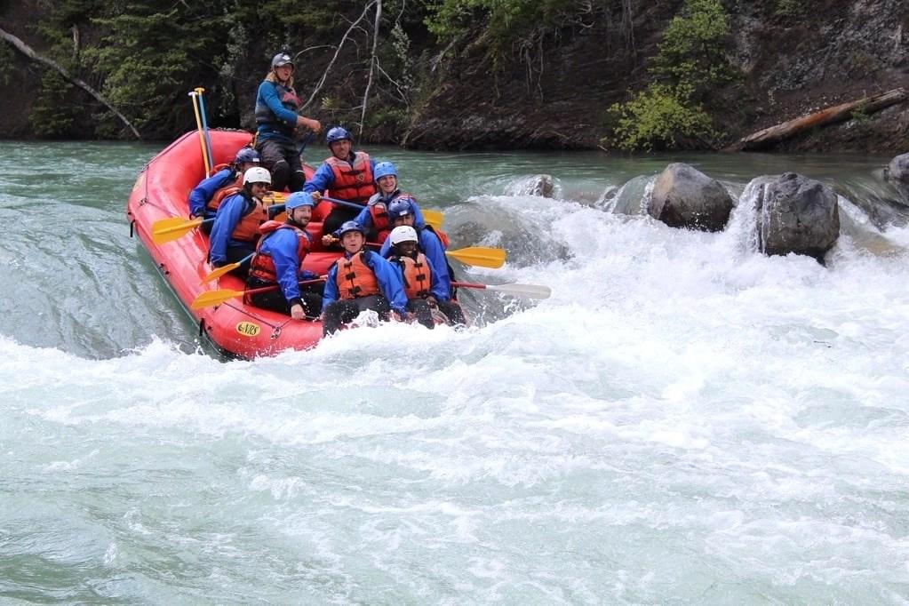 Kananskis White Water Rafting - Best things to do in Banff