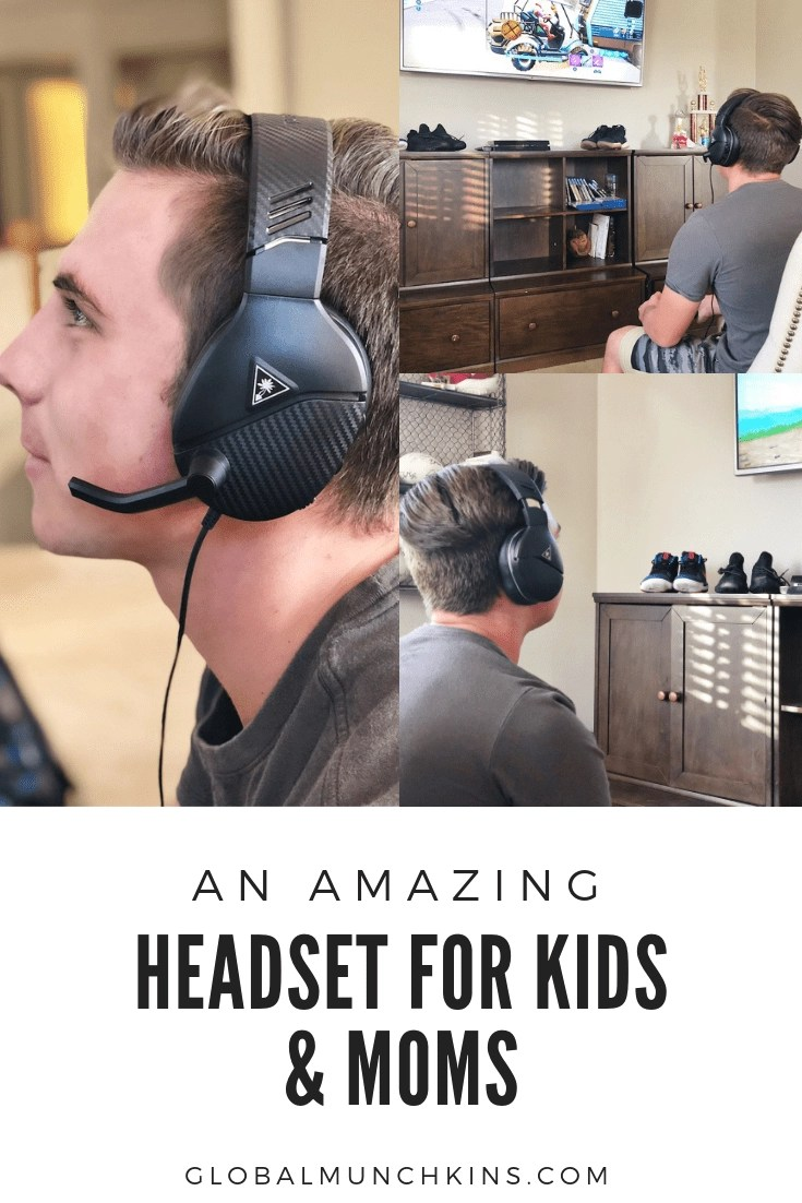 Looking for the Best Fortnite Headset that your kid will love but as a mom you will also love. Then we have a great option for you. #videogames #fortnite