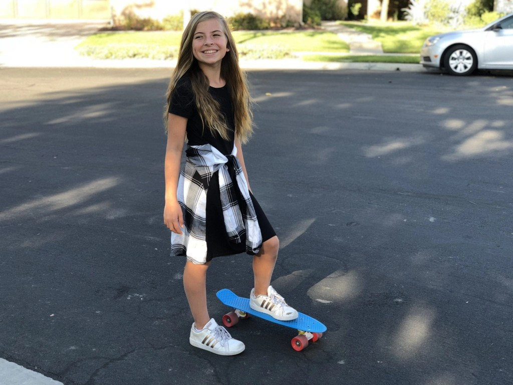 The cutest looks for tweens this fall. #FallFashion #GirlsClothes #GirlsClothing #TweenClothes #TweenClothing