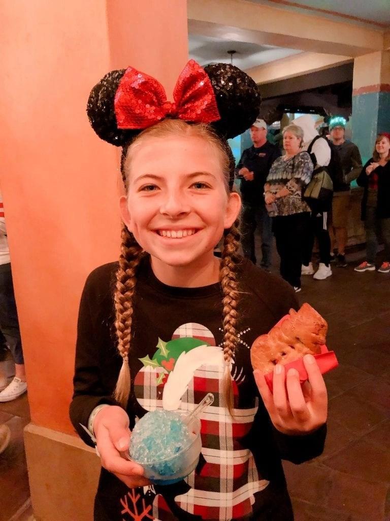 Mickey's Very Merry Christmas Party Treats