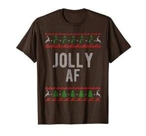 Ugly Christmas T-Shirt