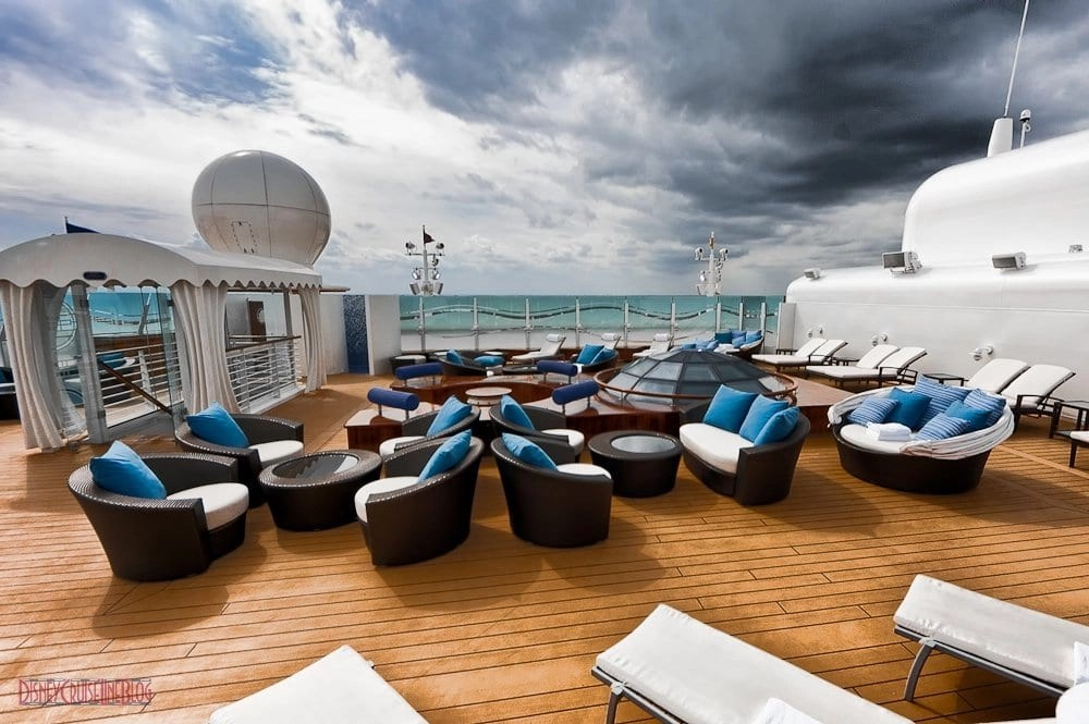 Disney Dream's Concierge Private Sundeck I