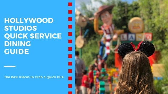 Hollywood Studios Quick Service
