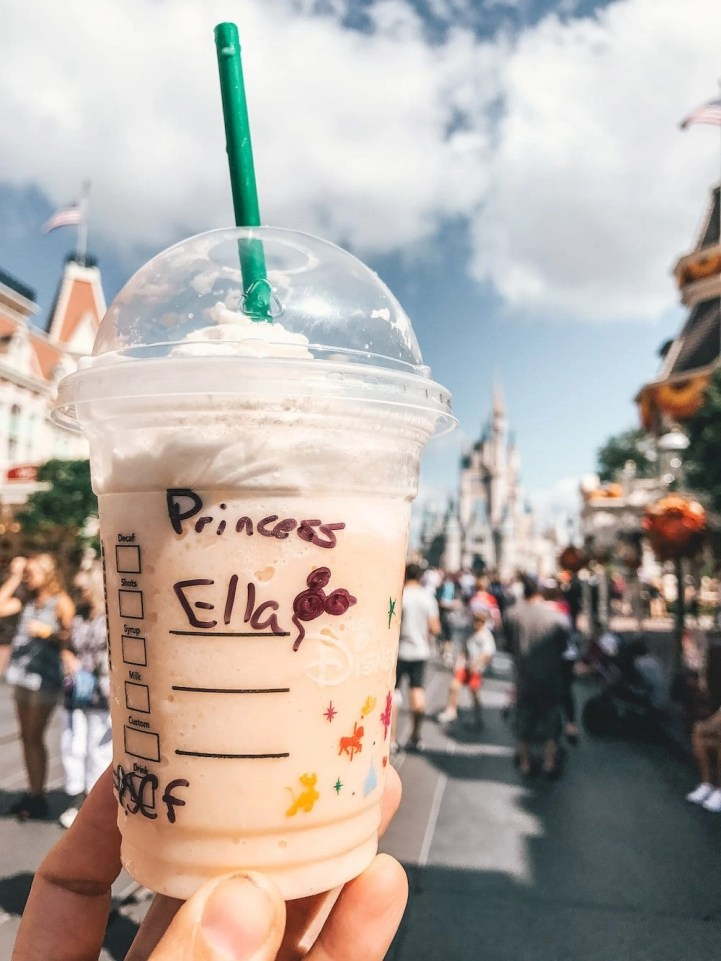 Best Epcot Quick Service Starbucks