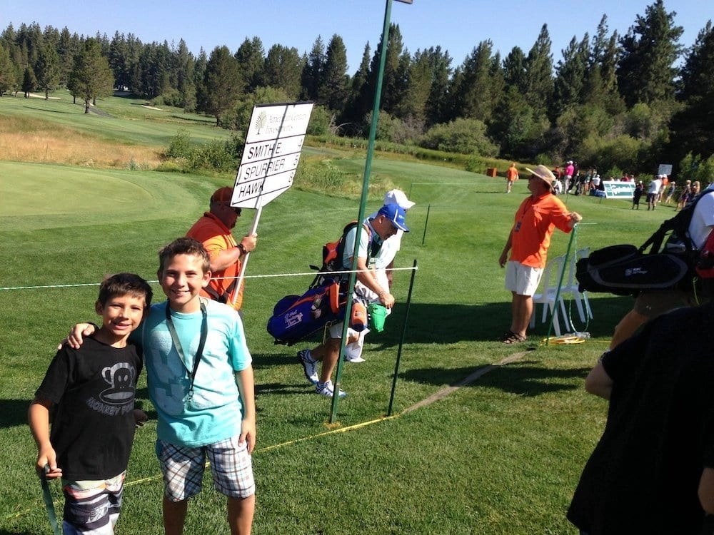 Lake Tahoe Summer - Celebrity Golf Tournament