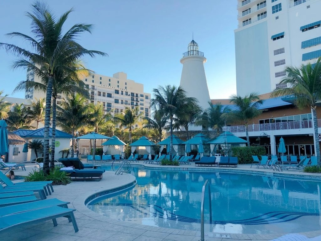 Margaritaville Hollywood FL Pool