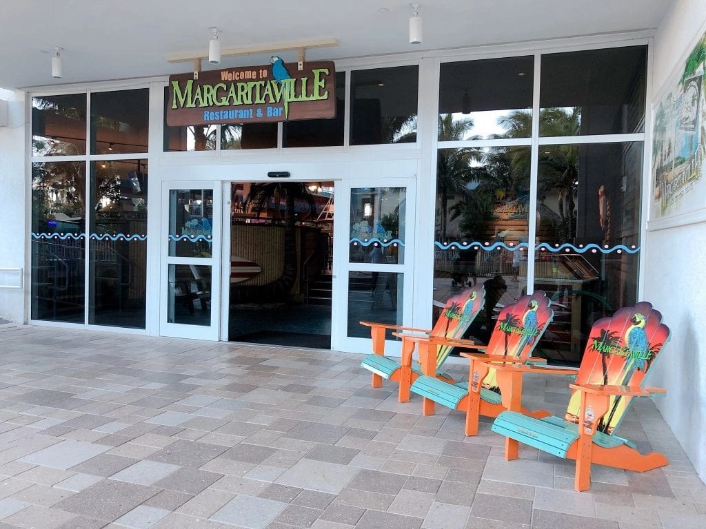 Margaritaville Hollywood Florida