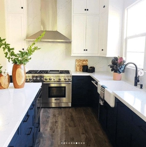 Beautiful custom kitchen by AGC Built