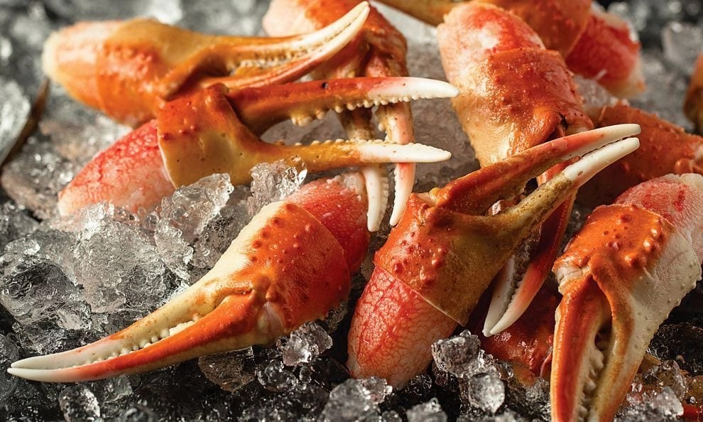 Ready to eat just thaw and serve these tender pre-cracked snow crab claws
