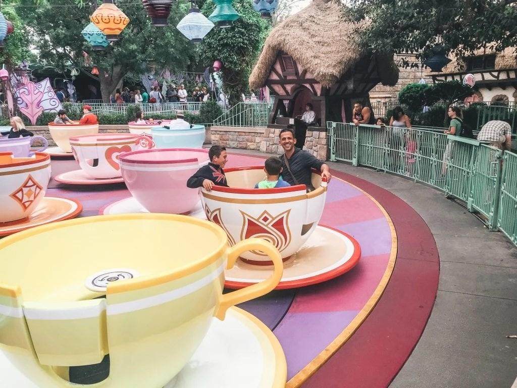 Disneyland Magic Morning