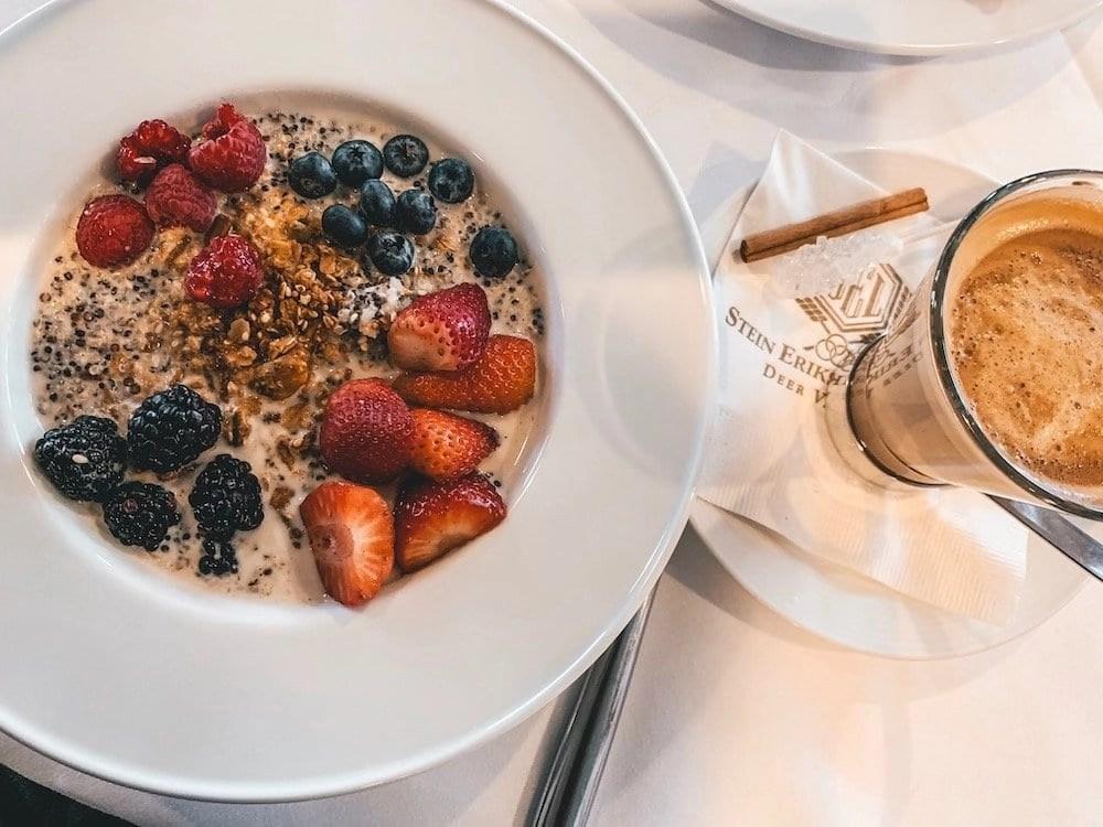 Stein Eriksen Breakfast