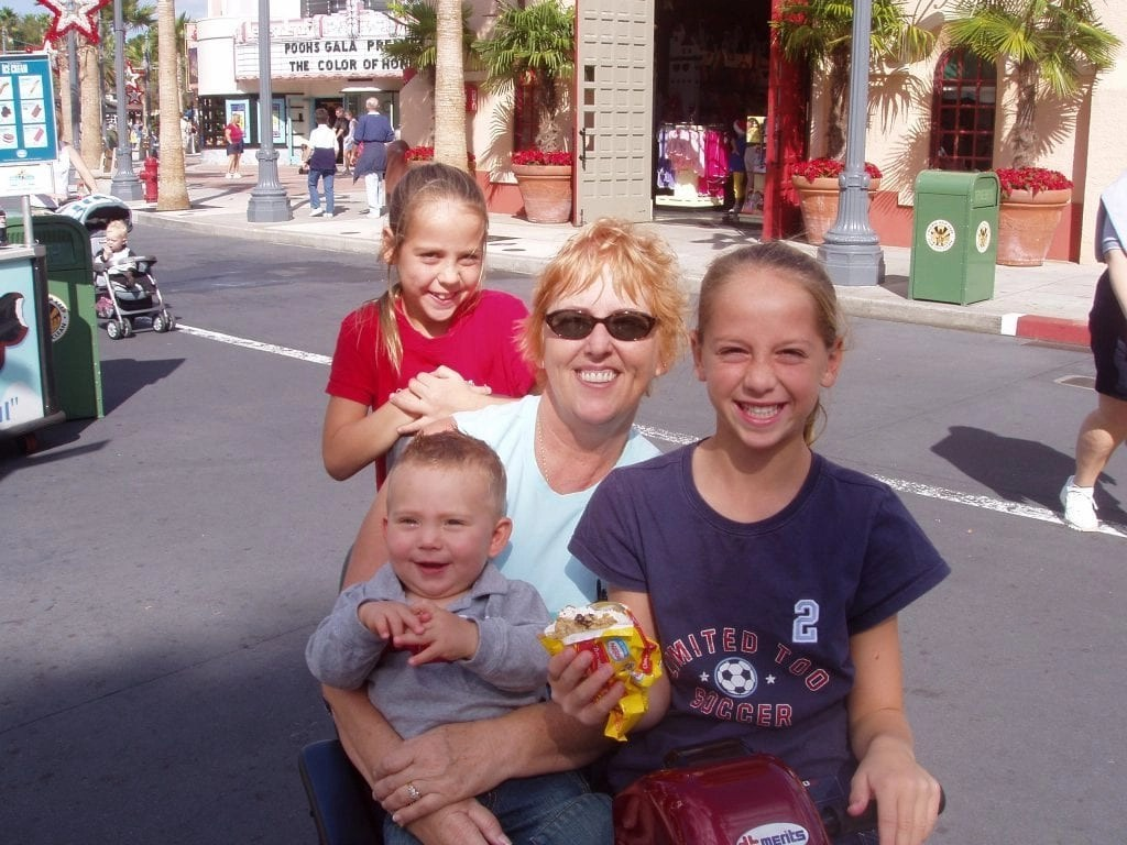 Disney World Scooter Rental Tips + How to Save Money!