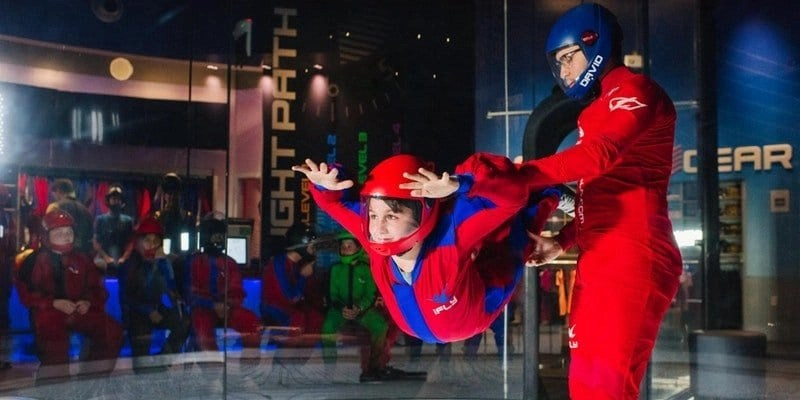 indoor skydiving oceanside