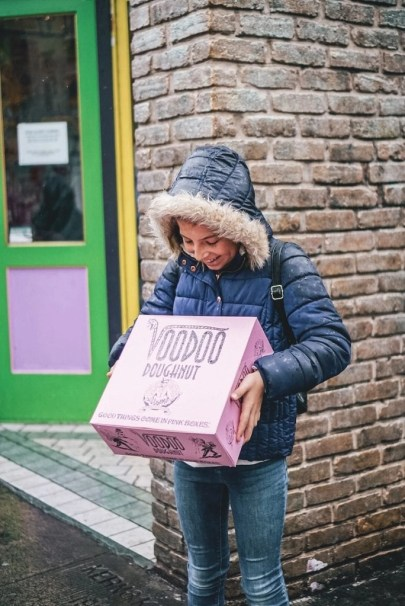 Best donut shops in Portland - Voodoo Donuts