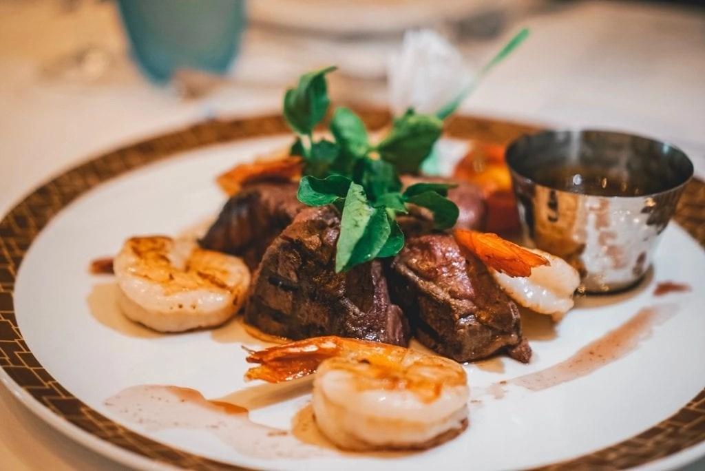 Steak Shrimp - Cagneys NCL Joy