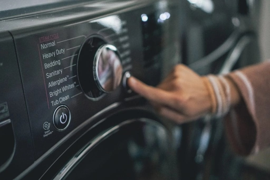 the best front load washing machine