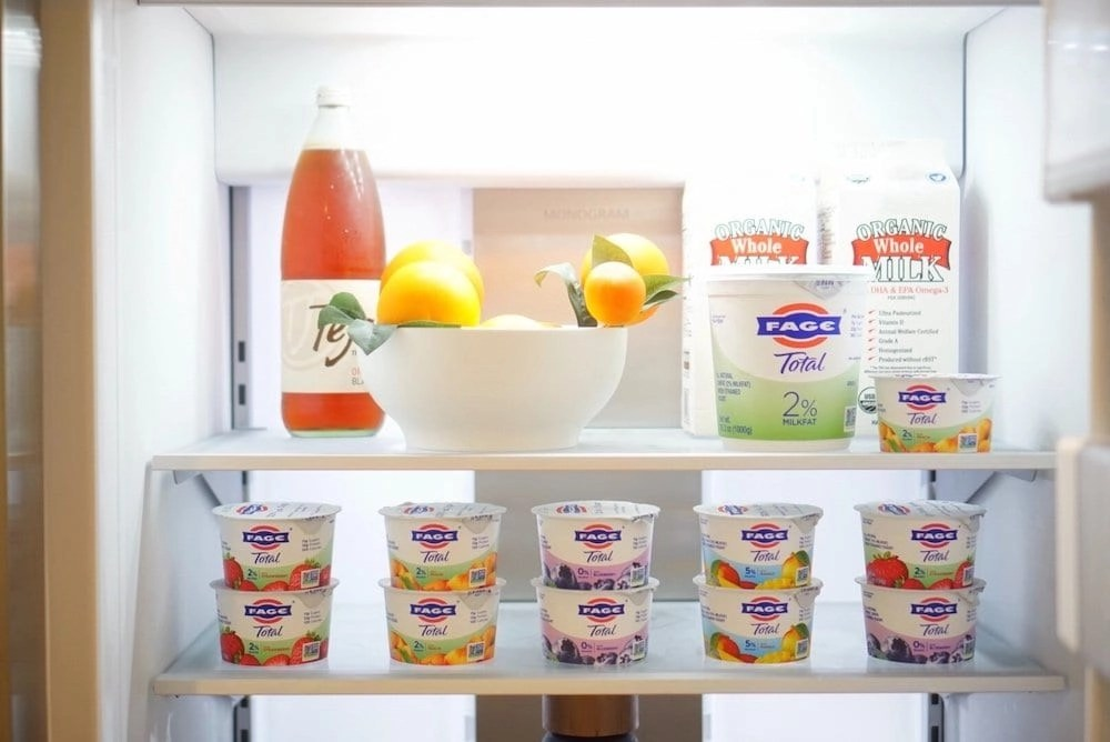 FAGE Yogurt- an excellent source of protein for kids