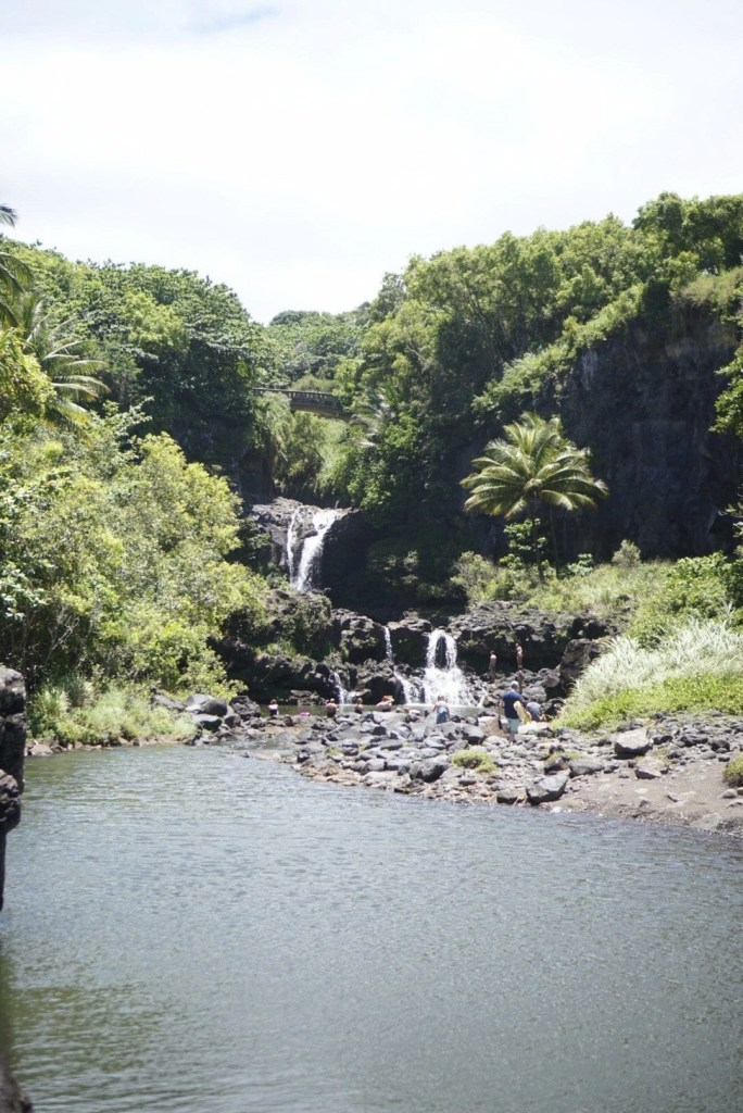 Oheo Gulch - Seven Sacred Pools