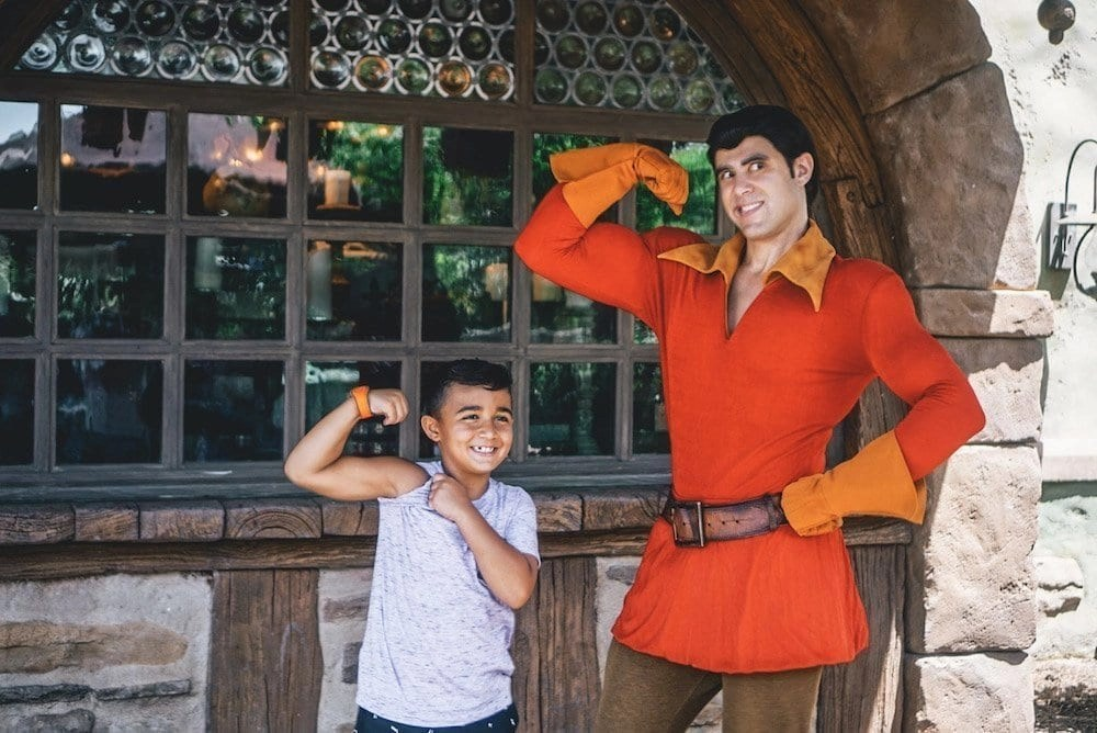 Disney World Character Guide