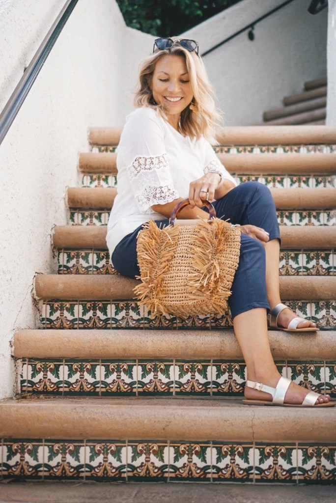 Summer Resort Style Capsule wardrobe from chico's