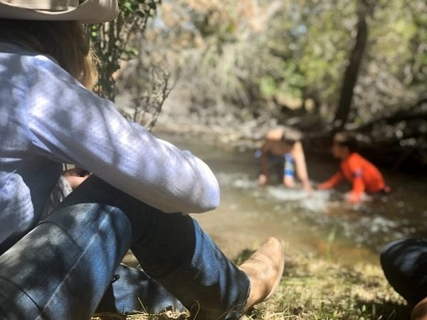 dude ranch vacation