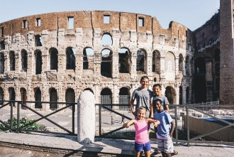 things to do in rome with kids