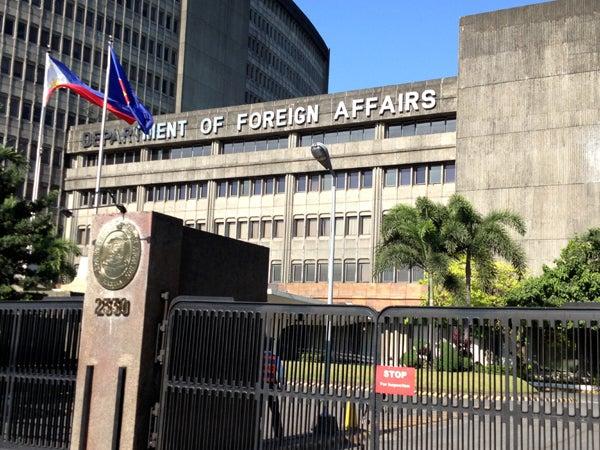 Edifício - Departamento de Relações Exteriores. FOTO DO ARQUIVO DO INVESTIDOR