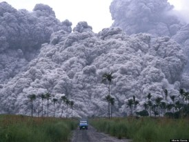 Filipino's Pinatubo photo named among greatest of all time | Global News