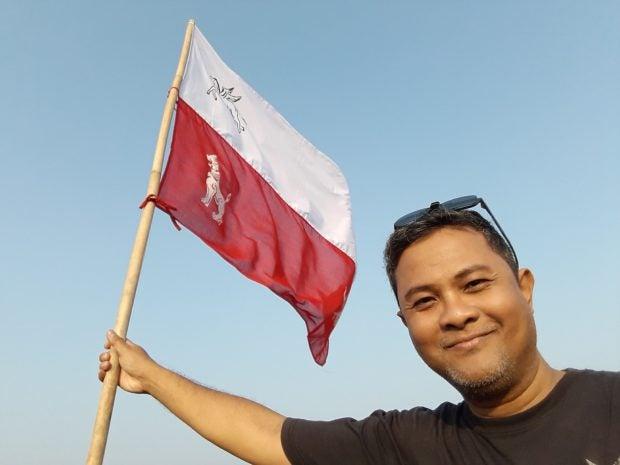 Vincent in Rakhine State