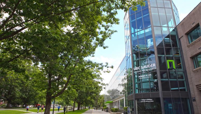 Universitas terbaik Kanada jurusan bisnis - UBC Sauder