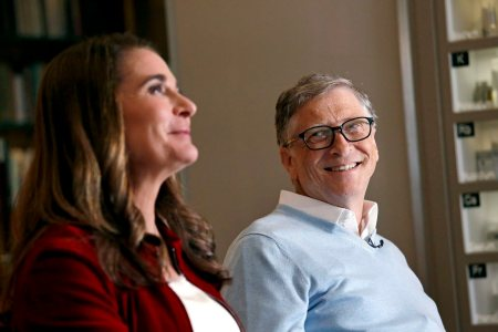 Bill, Melinda Gates Announce Split After 27-year Marriage - National |  Globalnews.ca