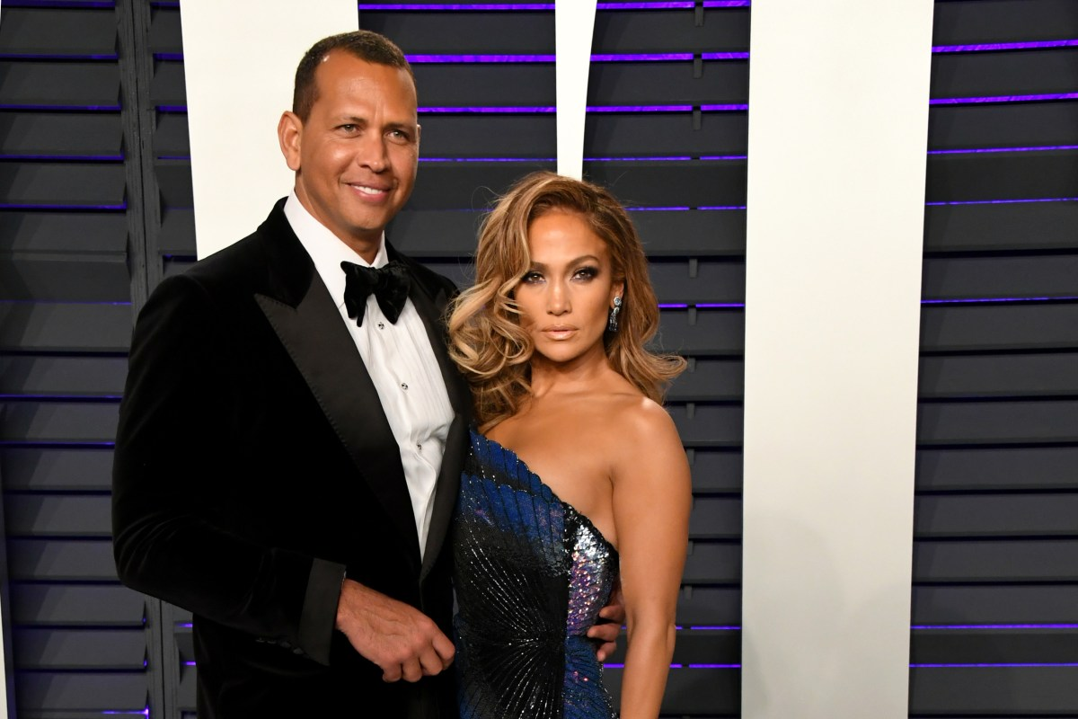 Jennifer Lopez, Alex Rodriguez engaged - National | Globalnews.ca
