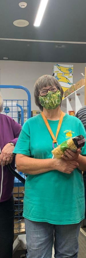 The Fredericton Food Bank is asking the community to volunteer at their facility.