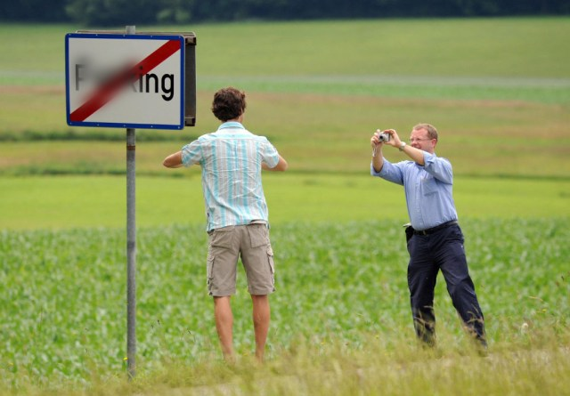 About Fugging time: Austrian town changes its name from English swear
