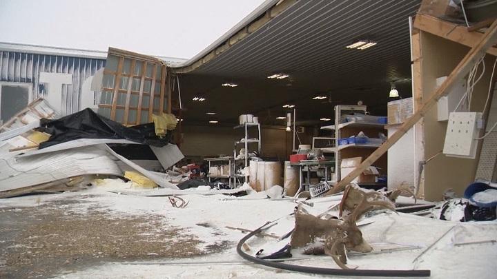 Winter storm wreaks havoc throughout southern Saskatchewan