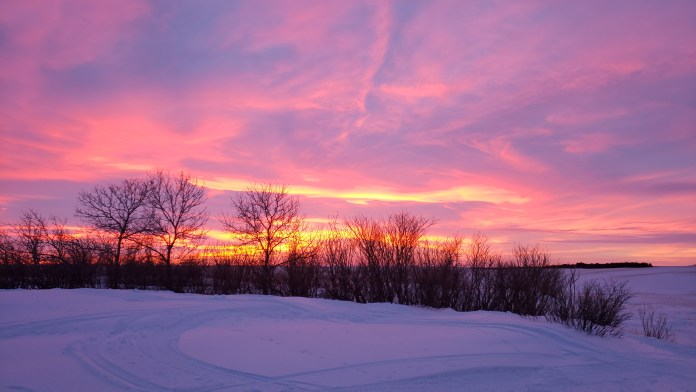 The Your Saskatchewan photo of the day for Feb. 23 was taken by Matthew Ivey in Gravelbourg.