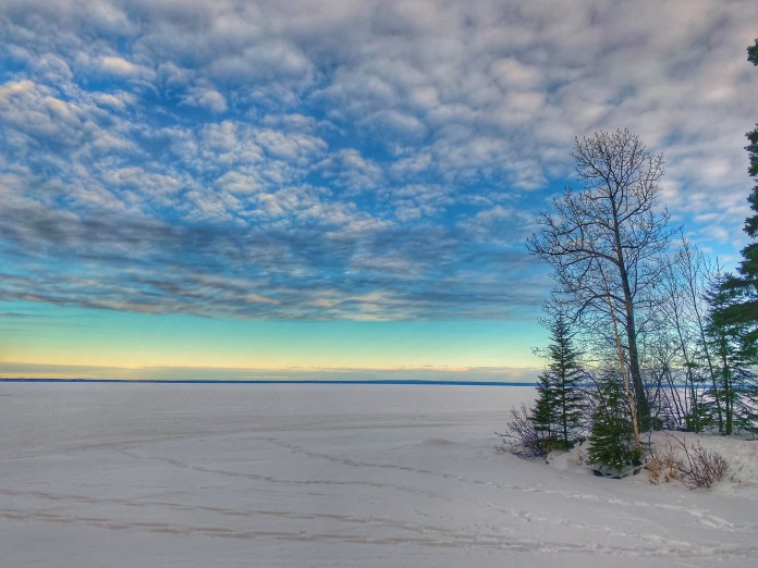 The Your Saskatchewan photo for Feb. 20 was taken by Robin Schoffer at Candle Lake.