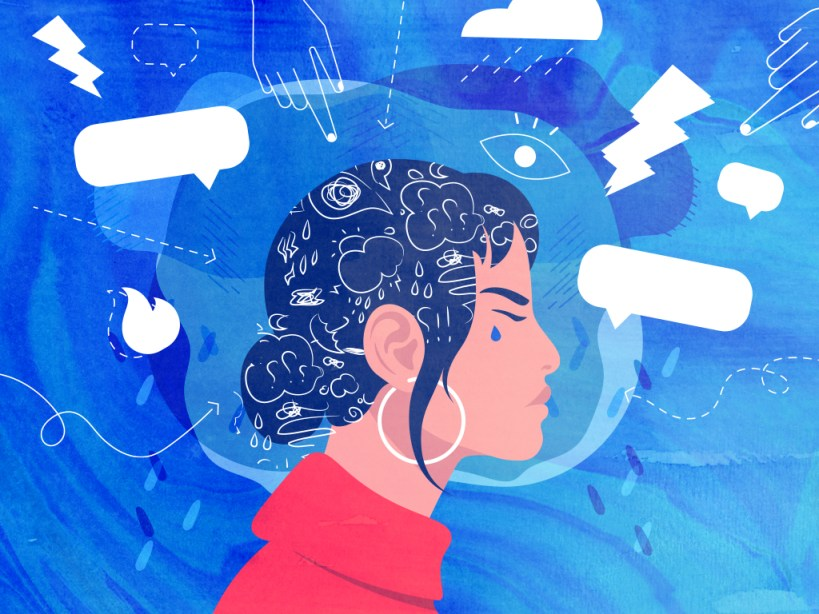 , 'Emotional turmoil': Managing mental health with ongoing anti-Asian hate, Is it depression or mental disorder?