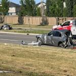 One man dead, 2 in hospital following crash in south Edmonton - Edmonton   Globalnews.ca 💥🚑🚓🚑🚓🚑🚓💥
