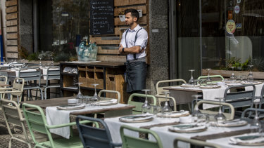 Restaurants reduced to a handful of takeout and delivery orders still owe rent to their landlords; loan payments to banks; utility costs and more.